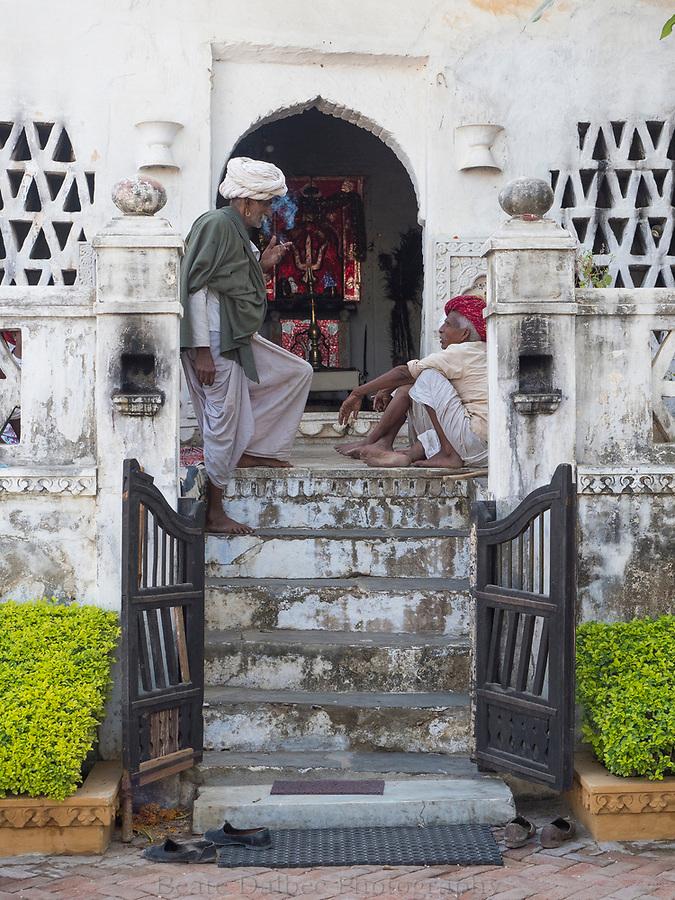 temple at Ravla Narlai, Rajasthan
