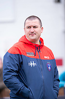 Picture by Allan McKenzie/SWpix.com - 08/04/2018 - Rugby League - Betfred Super League - Wakefield Trinity v Leeds Rhinos - The Mobile Rocket Stadium, Wakefield, England - Chris Carter.