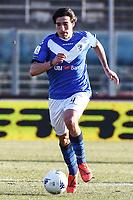 Sandro Tonali<br /> Brescia 23-02-2019 <br /> Football Serie B 2018/2019 Brescia - Crotone <br /> Foto Image Sport / Insidefoto