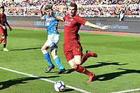 Edin Dzeko of AS Roma <br /> Roma 31-3-2019 Stadio Olimpico Football Serie A 2018/2019 AS Roma - Napoli <br /> Foto Andrea Staccioli / Insidefoto