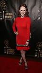 Rachel Brosnahan  attends 32nd Annual Lucille Lortel Awards at NYU Skirball Center on May 7, 2017 in New York City.