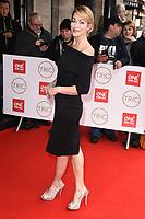 Terri Dwyer<br /> arriving for theTRIC Awards 2020 at the Grosvenor House Hotel, London.<br /> <br /> ©Ash Knotek  D3561 10/03/2020