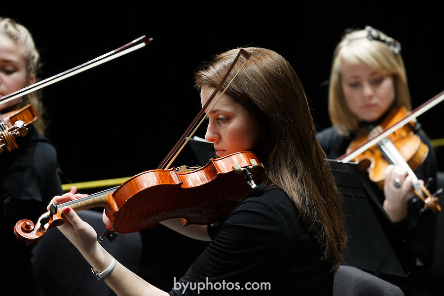 1212-10 053.CR2<br /> <br /> Chamber Orchestra rehearsal in deJong.<br /> Kory Katseanes, director<br /> <br /> December 05, 2012<br /> <br /> Photography by Mark A. Philbrick<br /> <br /> Copyright BYU Photo 2012<br /> All Rights Reserved<br /> photo@byu.edu  (801)422-7322
