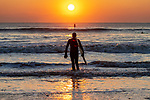 2018-11-17 - Sunset Surfing