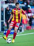 Södertälje 2013-03-31 Fotboll Allsvenskan , Syrianska FC - Kalmar FF :  .Syrianska 2 Suleyman Sleyman i aktion .( Foto: Kenta Jönsson ) Nyckelord: