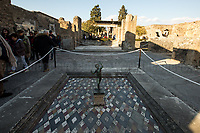 Casa del Fauno.<br />