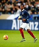 Frankrijk, Parijs, 13 november 2015<br /> Oefenwedstrijd<br /> Frankrijk-Duitsland (2-0)<br /> Patrice Evra van Frankrijk