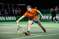 Rotterdam, Netherlands, 10 februari, 2019, Ahoy, Tennis, ABNAMROWTT, RYAN NIJBOER (NED) Photo: Henk Koster/tennisimages.com