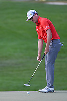 Zach Johnson (USA) barely misses his putt on 13 during round 3 of the Arnold Palmer Invitational at Bay Hill Golf Club, Bay Hill, Florida. 3/9/2019.<br /> Picture: Golffile | Ken Murray<br /> <br /> <br /> All photo usage must carry mandatory copyright credit (© Golffile | Ken Murray)