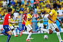 Neymar (BRA),<br /> JUNE 28, 2014 - Football / Soccer :<br /> FIFA World Cup Brazil 2014 Round of 16 match between Brazil 1(3-2)1 Chile at Estadio Mineirao in Belo Horizonte, Brazil. (Photo by D.Nakashima/AFLO)