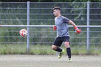 Torwart Sinan Liberati (Büttelborn) - Büttelborn 15.05.2019: SKV Büttelborn vs. Kickers Offenbach, A-Junioren, Hessenpokal Halbfinale