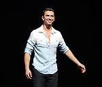 Paul Fleeshman.during the Broadway Opening Night Performance Curtain Call for  'GHOST' a the Lunt-Fontanne Theater on 4/23/2012 in New York City.