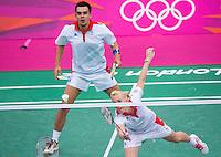 Badminton Portfolio