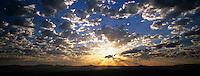 Panorama sunrise, Helena Valley