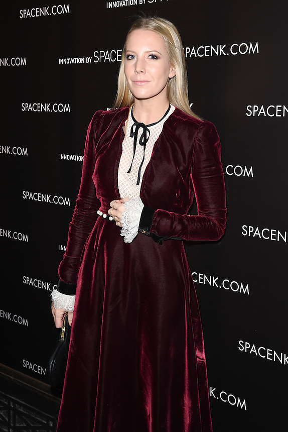 Alice Naylor Leyland<br /> at the opening of the 'Innovation by Space NK' store on Regent's Street, London.<br /> <br /> <br /> ©Ash Knotek  D3196  10/11/2016