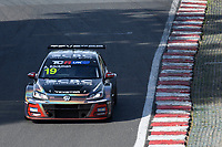 #19 Andreas BACKMAN (SWE) WestCoast Racing Volkswagen Golf GTI TCR  during TCR UK Championship Race Two as part of the BRSCC TCR UK Race Day Oulton Park  at Oulton Park, Little Budworth, Cheshire, United Kingdom. August 04 2018. World Copyright Peter Taylor/PSP. Copy of publication required for printed pictures.