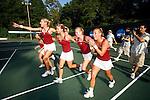 2009 W DII Tennis