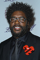 NEW YORK CITY, NY, USA - MARCH 07: Questlove at the 6th Annual Blossom Ball Benefiting Endometriosis Foundation Of America held at 583 Park Avenue on March 7, 2014 in New York City, New York, United States. (Photo by Jeffery Duran/Celebrity Monitor)