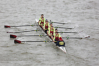 Crew: 210   Vesta     D<br /> <br /> Eights Head of the River (HoRR) 2018<br /> <br /> To purchase this photo, or to see pricing information for Prints and Downloads, click the blue 'Add to Cart' button at the top-right of the page.