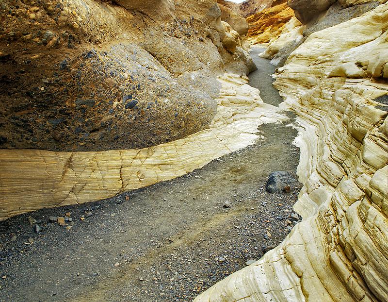 Mosaic Canyon trail.  Death Valley National Park, California.