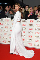 Fern McCann<br /> at the National TV Awards 2017 held at the O2 Arena, Greenwich, London.<br /> <br /> <br /> ©Ash Knotek  D3221  25/01/2017