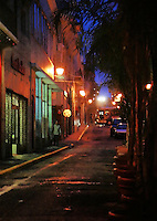 photographed on the streets of Old San Juan, Puerto Rico