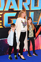 www.acepixs.com<br /> <br /> April 24 2017, New York City<br /> <br /> Kate Garraway arriving at the European Gala screening of 'Guardians of the Galaxy Vol. 2' at the Hammersmith Apollo on April 24, 2017 in London<br /> <br /> By Line: Famous/ACE Pictures<br /> <br /> <br /> ACE Pictures Inc<br /> Tel: 6467670430<br /> Email: info@acepixs.com<br /> www.acepixs.com