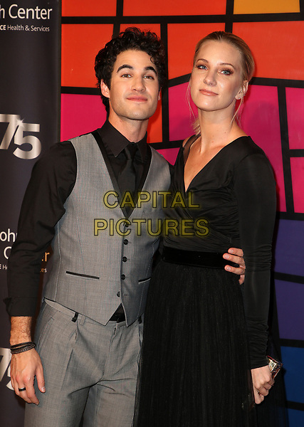 CULVER CITY, CA - OCTOBER 21: Darren Criss, Heather Morris, at Providence Saint John&rsquo;s 75th Anniversary Gala Celebration at 3Labs in Culver City, California on October 21, 2017.       <br /> CAP/MPI/FS<br /> &copy;FS/MPI/Capital Pictures