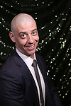 Christian Borle attends the 2017 Tony Awards Meet The Nominees Press Junket at the Sofitel Hotel on May 3, 2017 in New York City.