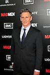 LOS ANGELES, CA - MAR 14: Christopher Stanley at AMC's special screening of 'Mad Men' season 5 held at ArcLight Cinemas Cinerama Dome on March 14, 2012 in Los Angeles, California