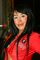 Aides  or Chica Tecate on a tourTKT II tour. Tecate girl.Sexy<br /> Edecane o Chica Tecate en a gira giraTKT II. Chica tecate.Sexy, Edecane <br /> (Photo:Norte Photo/Luis Gutierrez)