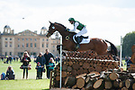 Badminton, Gloucestershire, United Kingdom, 4th May 2019, Michael Owen riding Bradeley Law during the Cross Country Phase of the 2019 Mitsubishi Motors Badminton Horse Trials, Credit:Jonathan Clarke/JPC Images