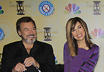 Days Of Our Lives National Tour - Joseph Mascolo, Lauren Koslow on September 15, 2012 at The Shops at Mohegan Sun, Uncasville, Connecticut. (Photo by Sue Coflin/Max Photos)