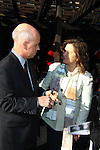 Scott Hamilton & fans - The 2012 Skating with the Stars  - a benefit gala for Figure Skating in Harlem celebrating 15 years on April 2, 2012 at Central Park's Wollman Rink, New York City, New York.  (Photo by Sue Coflin/Max Photos)