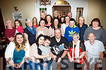 Donal O'Connor, Caheranne Village, Tralee, celebrates his 40th Birthday with family and friends at Denny Lane on Friday