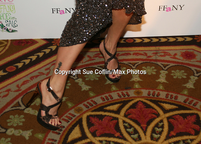 "Dancing With The Stars' Judge Stacy Ann Inaba at the 15th Annual QVC presents ""FFANY Shoes on Sale"" which benefits Breast Cancer Research on October 15, 2008 at the Waldorf Astoria, New York City, New York. (Photo by Sue Coflin/Max Photos)"