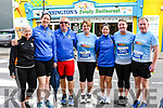 Jacinta Yelverton, Nicole, Gary and Deborah O'Donovan, Mary, Ellen and Pat Murphy at the Dingle Marathon over the weekend.
