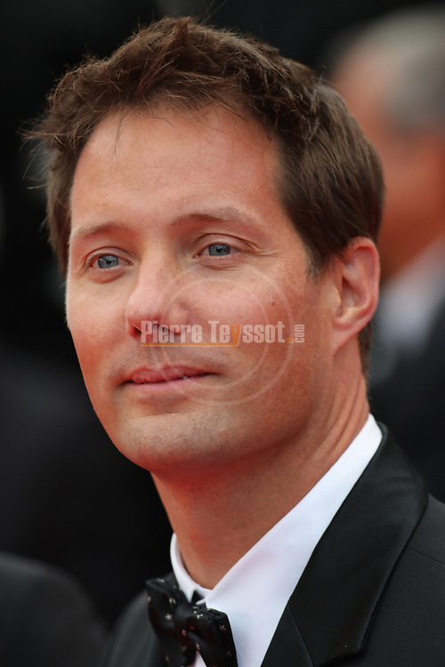 Cannes Film Festival 2018 - 71st edition - Day 8 - May 15 in Cannes, on May 15, 2018; Screening of 'Solo: A star Wars Story;    Thomas Pesquet. © Pierre Teyssot