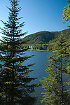 The Balsams Hotel, Lake Gloriette, Dixville Notch, New Hampshire, USA