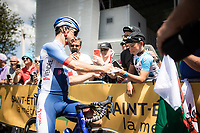 Stage 9: Saint-Étienne to Brioude (170km)<br /> 106th Tour de France 2019 (2.UWT)<br /> <br /> ©kramon