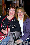 Janet Fahy Kerry Cheshire and Claire Randles celebrating Women's Christmas in the International Hotel on Saturday night