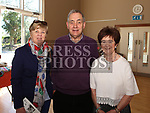 Ann and Pat Kelly with Ann Kennedy at the Lifestyle Development Group Exhibition in St Peters Church of Ireland Parish Hall.<br /> <br /> Photo: Jenny Matthews