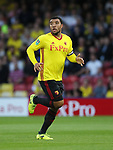 Watford's Troy Deeney in action during the Carabao cup match at Vicarage Road Stadium, Watford. Picture date 22nd August 2017. Picture credit should read: David Klein/Sportimage
