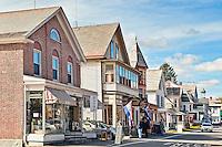 Village of Chester, Vermont, VT, USA