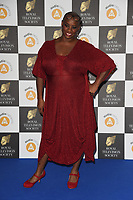 Andi Oliver<br /> arriving for the RTS Awards 2019 at the Grosvenor House Hotel, London<br /> <br /> ©Ash Knotek  D3489  19/03/2019