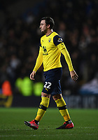 4th February 2020; Kassam Stadium, Oxford, Oxfordshire, England; English FA Cup Football; Oxford United versus Newcastle United; George Thorne of Oxford after the end of the match