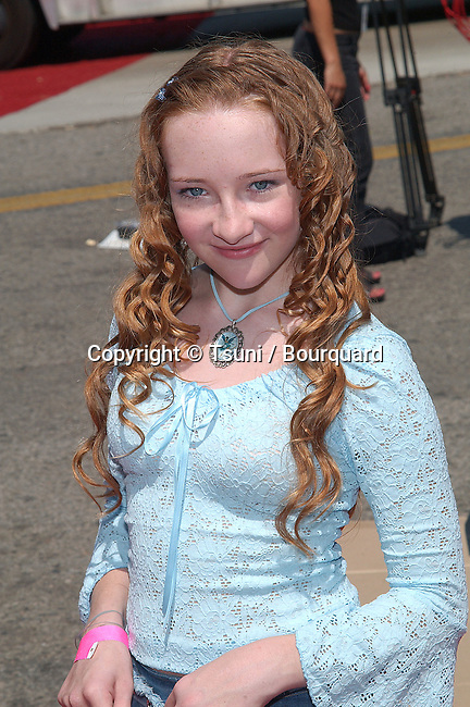Scarlett Palmer arrives at the Teen Choice Awards 2002 held at the Universal Amphitheatre in Los Angeles, Ca., August 4, 2002.            -            PalmerScarlett_02.jpg