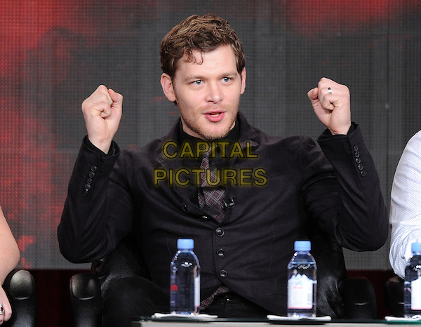 PASADENA, CA - JANUARY 11: Joseph Morgan attends The Vampire Diaries and The Originals presentation at the CW 2015 Winter Television Critics Association (TCA) press tour at The Langham Huntington Hotel and Spa on January 11, 2015 in Pasadena, California. <br /> CAP/MPI/PGFM<br /> &copy;PGFM/MPI/Capital Pictures