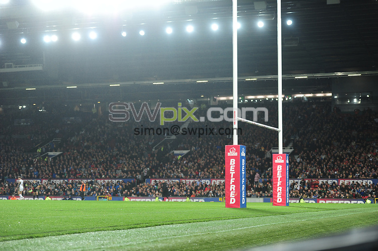 Picture by SWpix.com 07/10/2017 - Rugby League - Betfred Super League Grand Final - Castleford Tigers v Leeds Rhinos, Old Trafford Manchester,England - The Brief