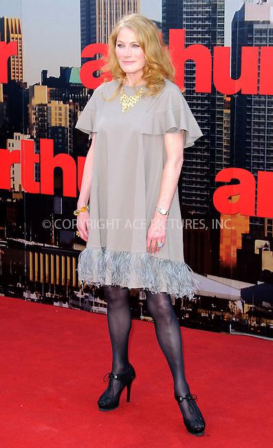 WWW.ACEPIXS.COM . . . . .  ..... . . . . US SALES ONLY . . . . .....April 20 2011, London....Geraldine James arriving at the European Premiere of Arthur at Cineworld 02 on April 19, 2011 in London....Please byline: FAMOUS-ACE PICTURES... . . . .  ....Ace Pictures, Inc:  ..Tel: (212) 243-8787..e-mail: info@acepixs.com..web: http://www.acepixs.com